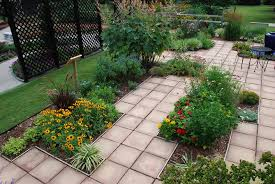 Beautiful Patio Gardens Interesting Garden And Patio Secluded Inspiration Decorating