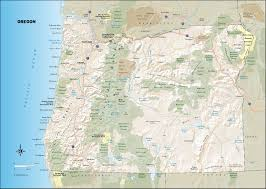 Medford Oregon Map by Travel Maps Of Oregon Moon Travel Guides