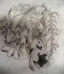 koi tattoo sketch by terokiiskinen on deviantart tattoos