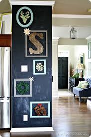 chalkboard kitchen wall ideas chalkboard wall