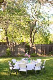 domestic fashionista outdoor dinner party an early mother u0027s day