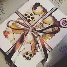 white kraft paper 12 cupcake boxes diy cookies snack candy baking