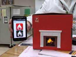 codejackson control fireplace using arduino u0026 app inventor
