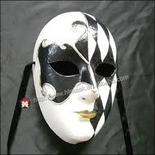 cheap masks venetian masquerade mask cheap black white galaxy fade volto