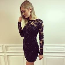 Black Homecoming Dresses With Sleeves Cheap Black Homecoming Dresses Sevengrils Com