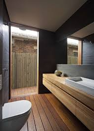 best 25 wooden bathroom ideas on small toilet design