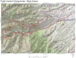 Shortest Route Map by Blackcanyon Jpg