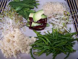 salicorne cuisine assiette fraîcheur aux salicornes et aux asters recette à la une