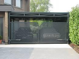 Steel Car Port 65 Best Garage Architecture Images On Pinterest Gardens