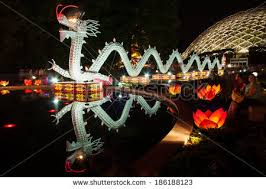 christmas lights in missouri st louis july 1 2012 lantern stock photo 186188123 shutterstock