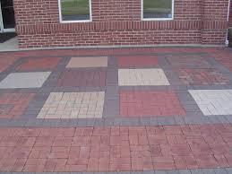 brick patio design 1000 images about brick designs on pinterest