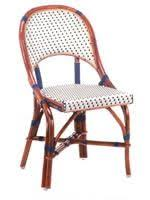 European Bistro Chair Maison Gatti The Real Deal Kitchen Chairs And Counter Stools