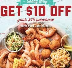 coupons for joe s crab shack joe s crab shack coupon 10 40 cheaps