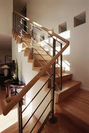 Stair Railings And Banisters Best 25 Modern Staircase Ideas On Pinterest Modern Stairs