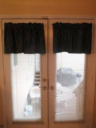 Contemporary Window Curtains Decorations Contemporary Window Treatments For Sliding Glass