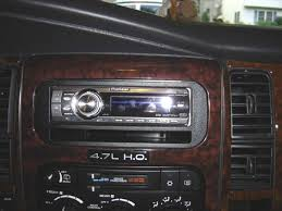 dodge durango stereo any pics of custom stereo installs