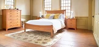 Traditional Cherry Bedroom Furniture - traditional american furniture vermont woods studios