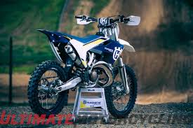 motocross bikes 125cc 2016 husqvarna tc 125 review first ride test