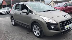 peugeot 2nd hand cars used peugeot 3008 used cars county down bells crossgar youtube