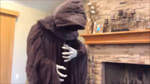 spirit halloween fort hood smoldering reviews 5 5 ft animated faceless reaper prop 45