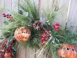Natural Christmas Decorations Easy Natural Christmas Decorations Hello Nutritarian