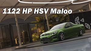 holden maloo gts how fast will it go 2014 hsv gen f gts maloo forza horizon 3