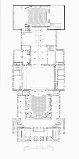 national theatre floor plan finnish national theatre finnish architecture navigator