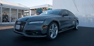 audi a7 self driving a7 piloted driving concept in depth look at how an autonomous car