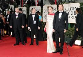 Hopkins Carpet Why Did Brad Pitt Carry A Cane On The Red Carpet Today Com