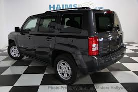 jeep patriot spare tire mount 2017 used jeep patriot sport fwd at haims motors serving fort