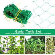 plant garden trellis net plants climbing frame fruit tree protect
