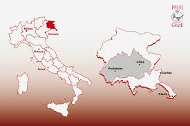 Italy Wine Regions Map by Vino Travels An Italian Wine Blog October 2014