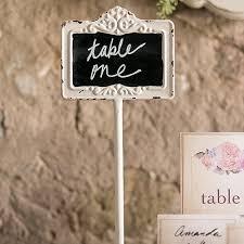 Vintage Table Number Holders Table Number Holders