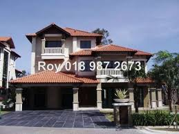 Balinese Style Bungalow In Kuala by Aman Bali Jalan Ipoh Corner Bungalow House 7 Bedrooms For Sale