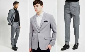 light grey suit combinations how to choose and style the perfect shade of grey suit for you the