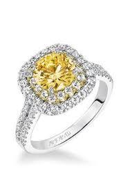 yellow engagement rings yellow diamond engagement rings gold engagement rings