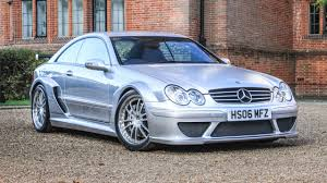five reasons why you need this mercedes clk dtm amg top gear