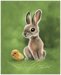 bunny easter easter bunny by daekazu on deviantart