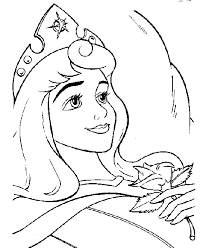 sleeping beauty coloring print sleeping beauty pictures