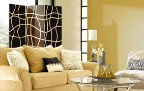soft color wall designs for living room collection also yellow