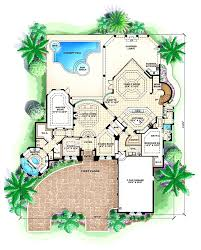house plan swimming pool house plans officialkod com with