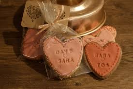 chagne wedding favors wedding favours becca 39 s bakery