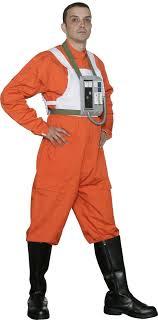 wars jumpsuit wars x wing pilot costume jumpsuit