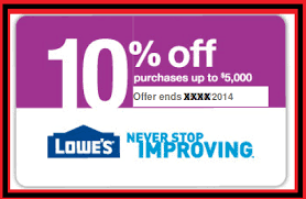 lowe s lowes 10 off printable coupons