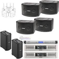 bose subwoofer home theater bose professional panaray 802 delux loudspeaker system