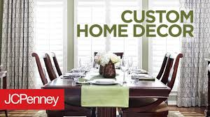 Jcpenney Dining Room Jcpenney In Home Custom Decorating Interior Decorating Experts