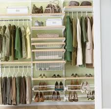 how to organize a small closet with lots of clothes home design
