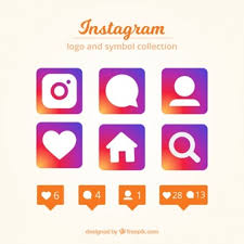 Facebook Logo For Business Card Instagram Logo Icons Free Download
