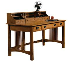 furniture unique arts and crafts writing desks hekman home