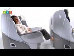 Air France Comfort Seats Air France Business Class Seats Youtube